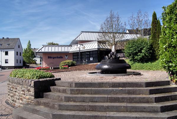 Bürgerhalle Mastershausen
