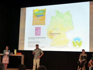 Mastershausen im Hunsrück auf der TourNatur Wandermesse & Trekkingmesse in Düsseldorf