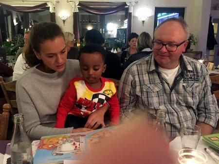 Treffen der Flüchtlingshilfe